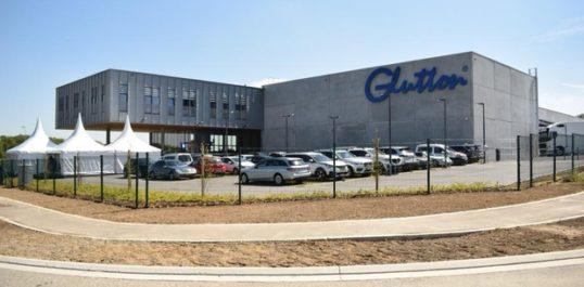 Glutton inaugure son nouveau site à Andenne