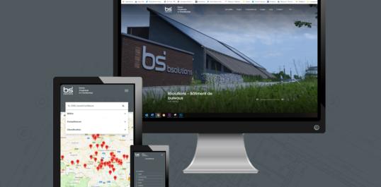 Bsolutions - Un nouveau site flambant neuf !