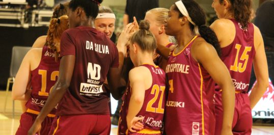 BSolutions, fier sponsor du Basket Namur Capitale