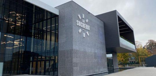 Architectura - La Sucrerie à Wavre. Mot d'ordre : PO-LY-VA-LEN-CE !