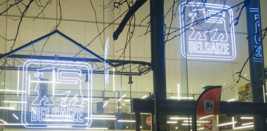 Une nouvelle enseigne AD Delhaize à Reyers !