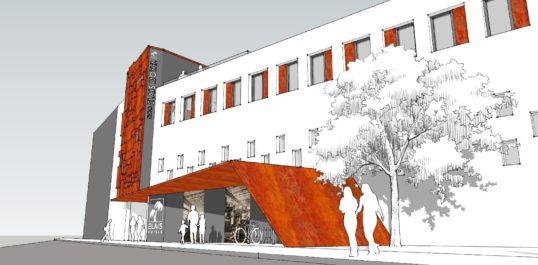 VERS L'AVENIR - Hôtel Elais, une machine-outil trois étoiles sur le site Pégard