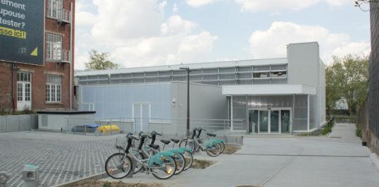 TRAKK Namur, un bâtiment multi-innovant