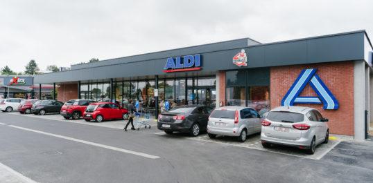 Le nouvel ALDI de Hannut a ouvert ses portes !