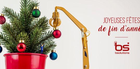 BSolutions vous souhaite de joyeuses fêtes ⛄❄