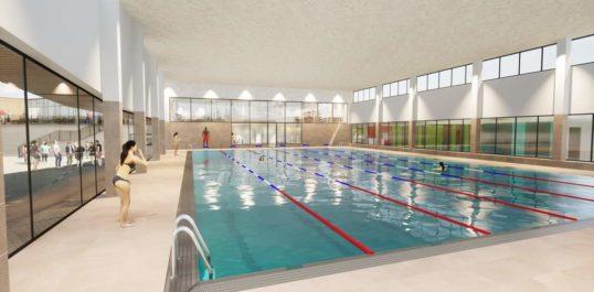RTBF - La future piscine de Jodoigne sera équipée d'une biomasse au miscanthus !