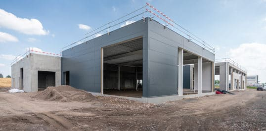 Tarcienne : zoom sur le chantier Mazuin
